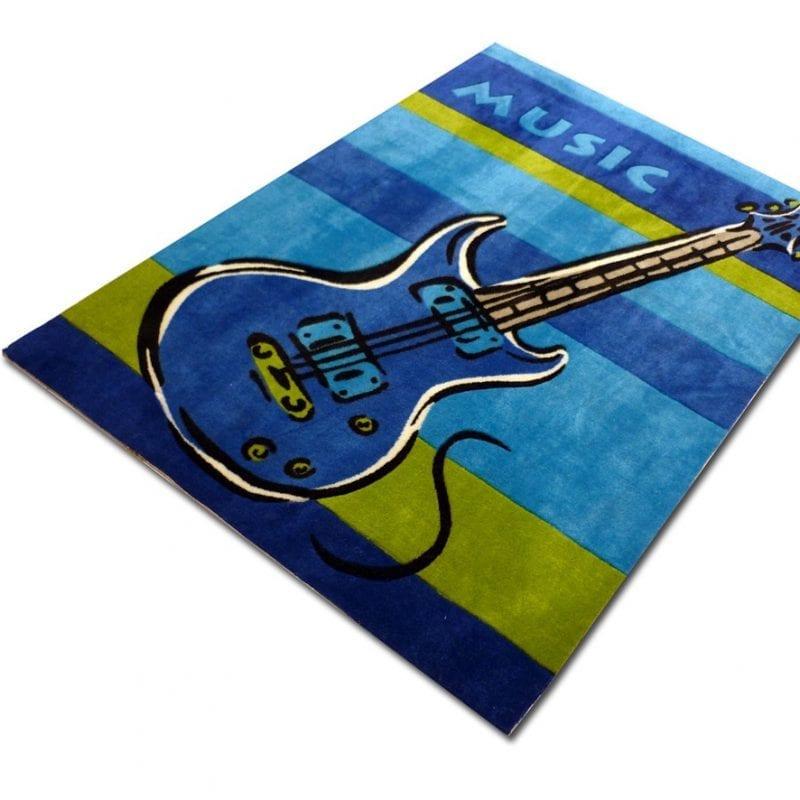 2698-1 Guitarra Azul