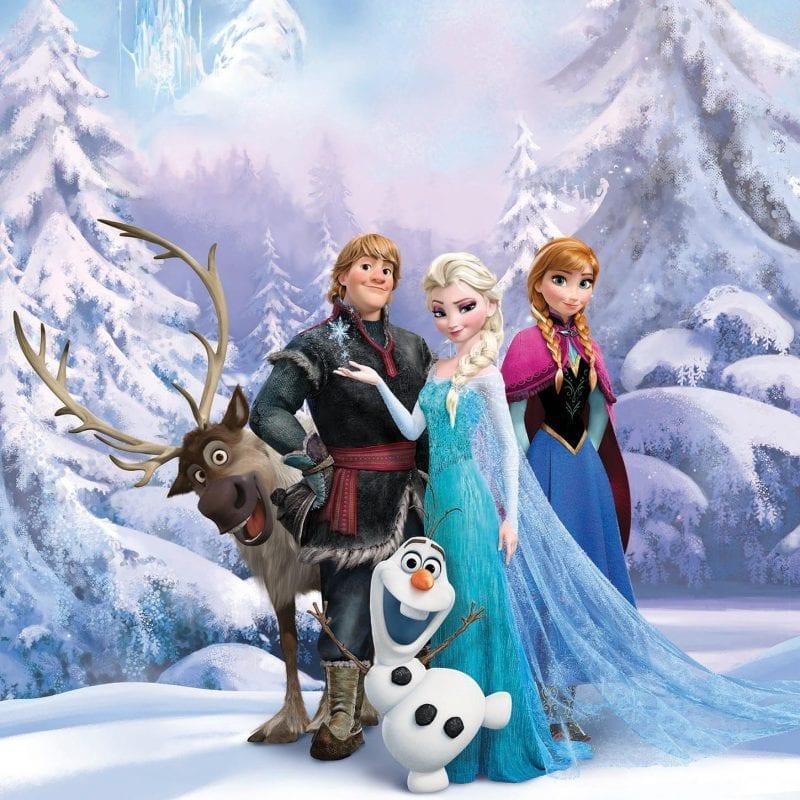 Frozen 4-498