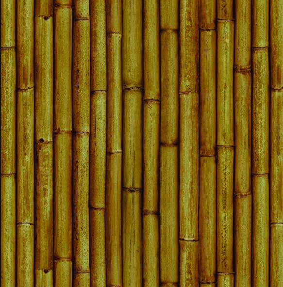 Papel mural vinilizado zen bamboo natural 3476 2 cinthiasa for Colocar papel mural