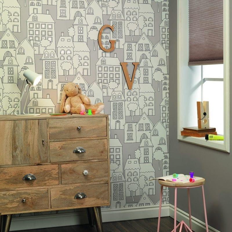 Papel Mural Infantil-Juvenil