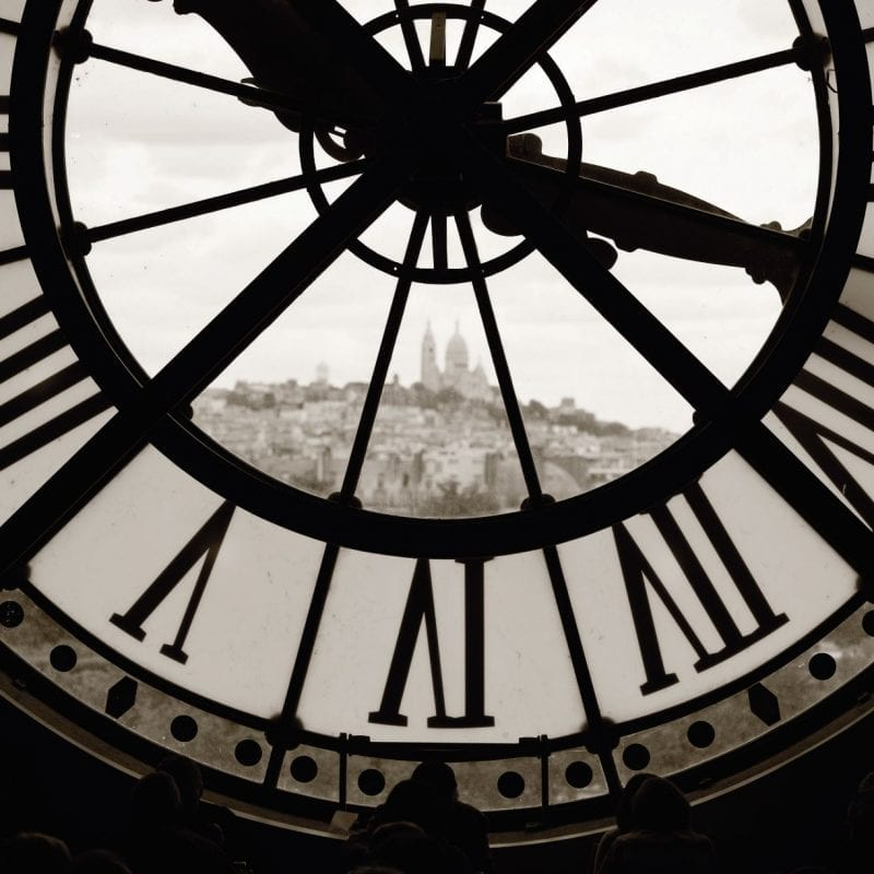 Reloj 1609