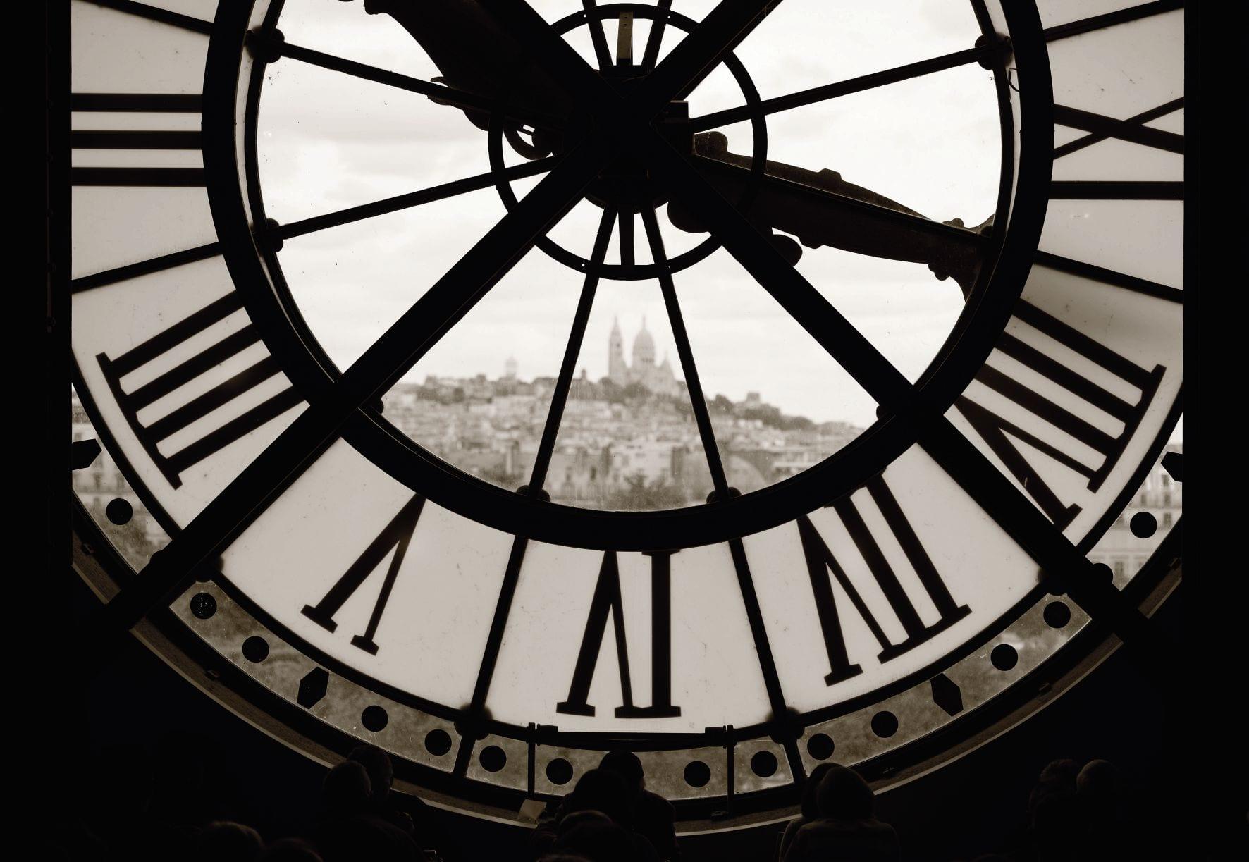 Fotomural Reloj 1609 Komar