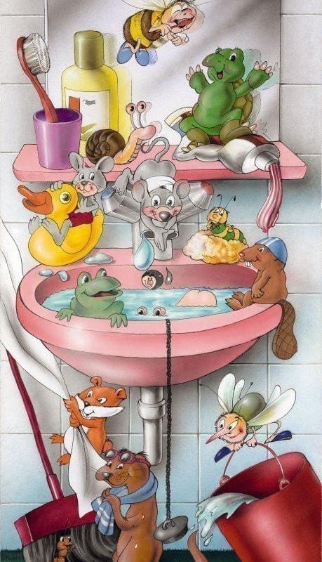 Baño 21055