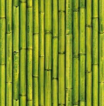 Papel mural Bambu verde 3476-1 Muresco