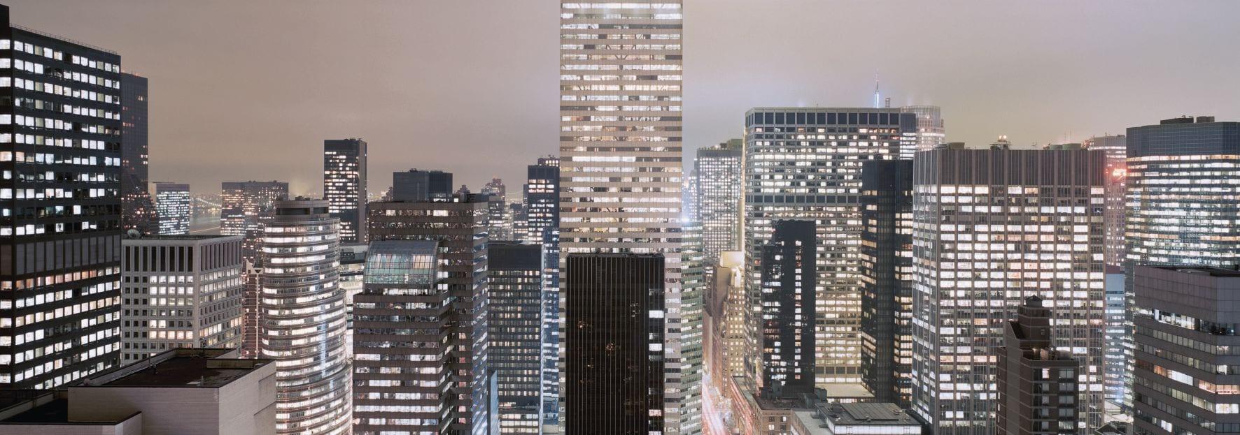 Fotomural Manhattan Metropolitan 4258 Komar