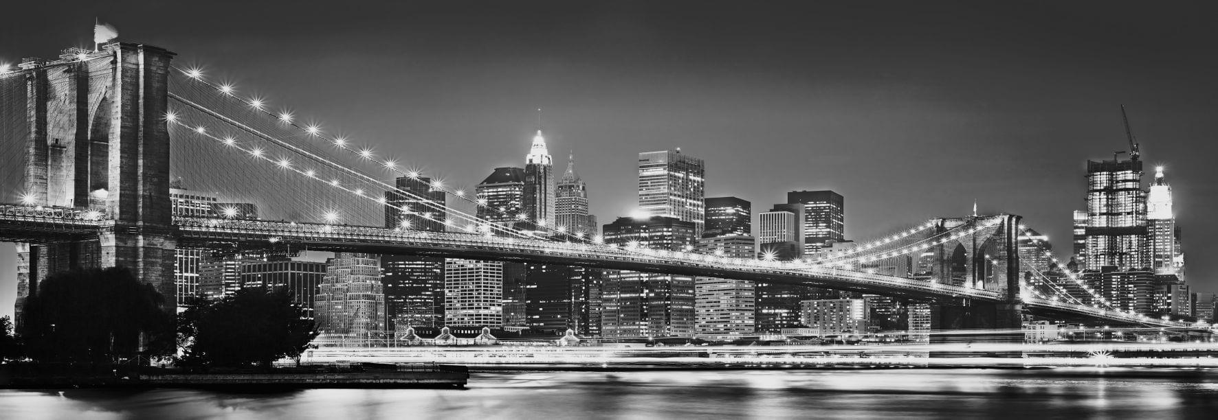 Fotomural Puente Brooklyn 4320 Komar
