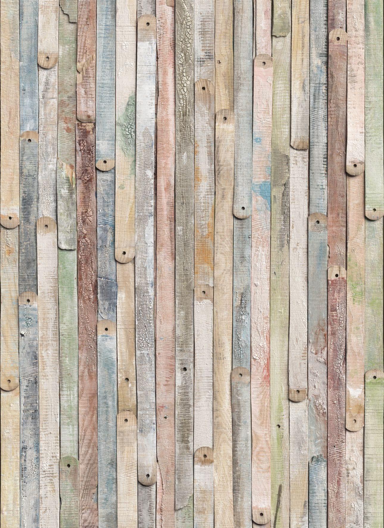 Fotomural Madera Vintage wood 4910 komar