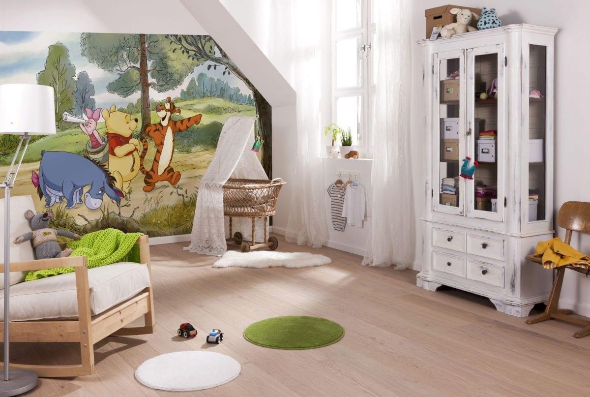 Fotmural Winnie the Pooh DISNEY 4411 - Komar