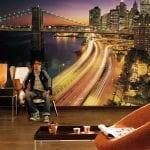 Fotomural New York City Lights 8516 Komar