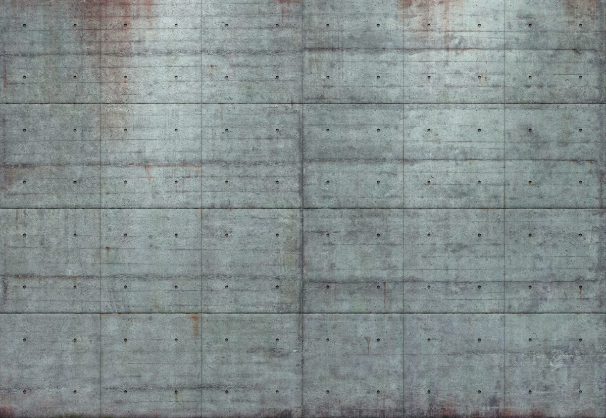 Fotomural Bloques de concreto 8938 Komar