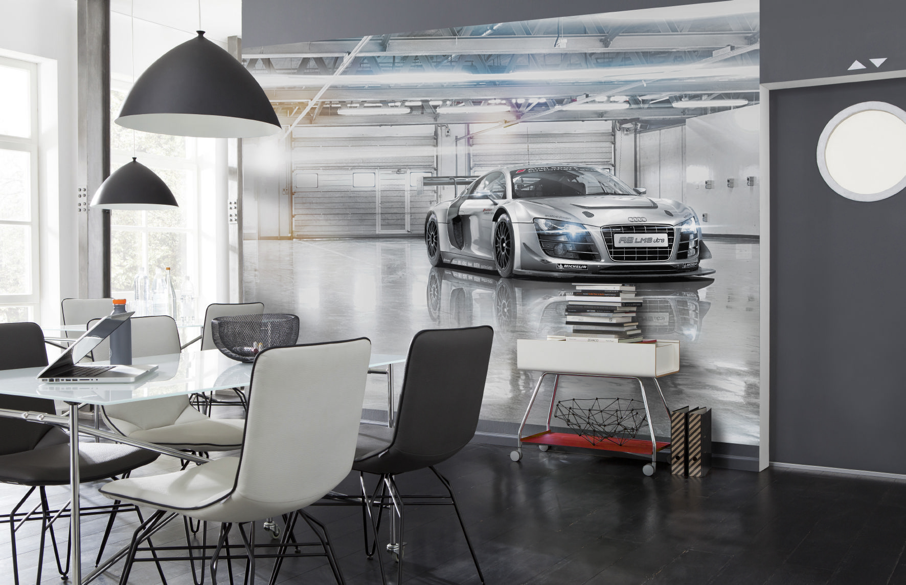 Fotomural auto Audi 8957 Komar