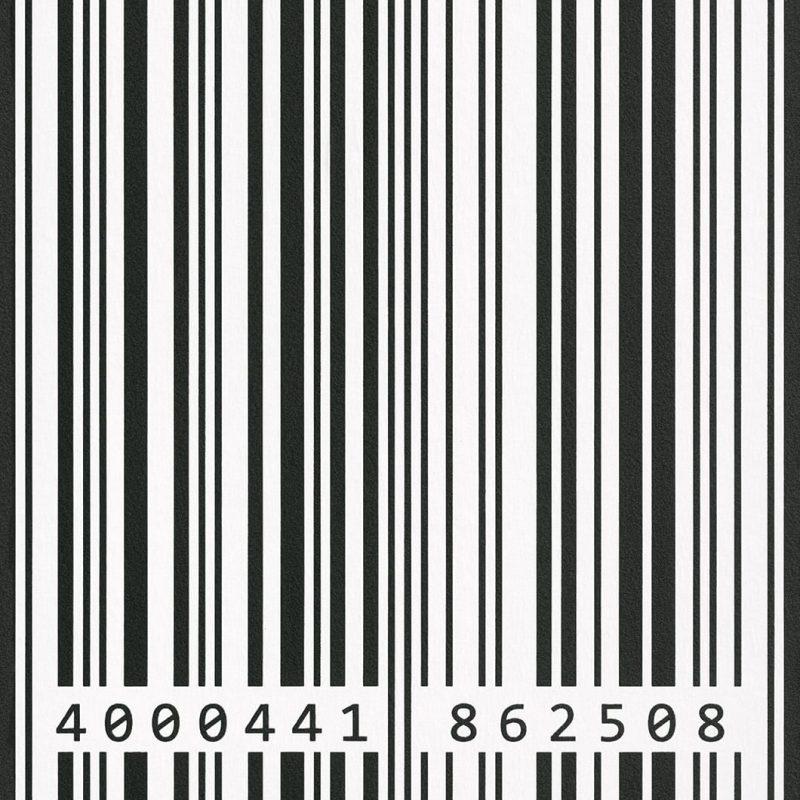 Papel mural Código de barra 862508 Rasch