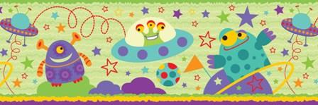Guarda de papel infantil 9989-1 Muresco