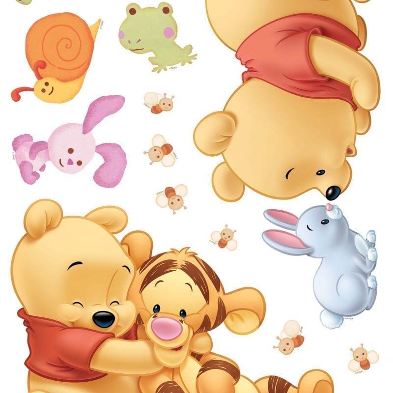 Wallsticker Winnie the pooh DISNEY 1523-1Decolife Muresco