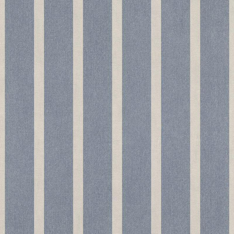 Papel mural líneas azul 467055 Rasch