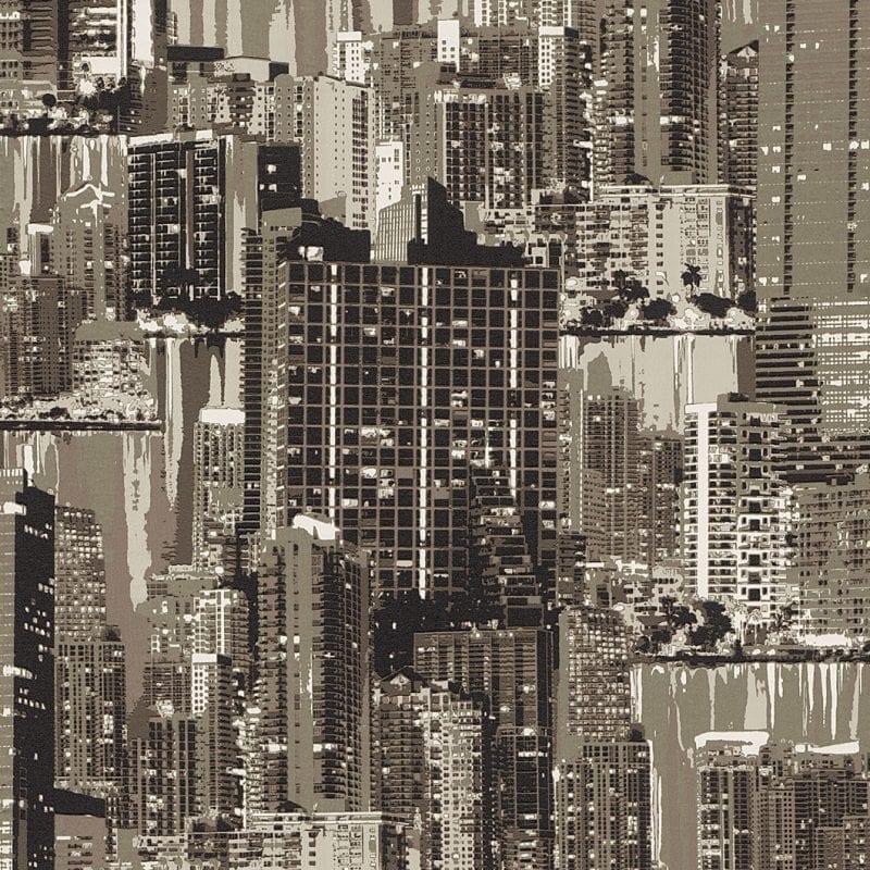 Papel mural ciudad 479904 Rasch