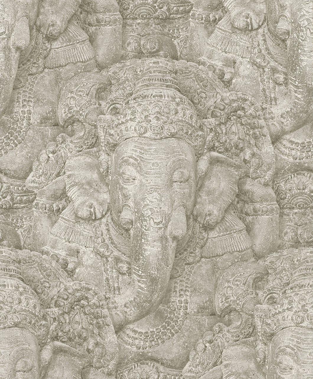 Papel mural elefantes 525519 Rasch