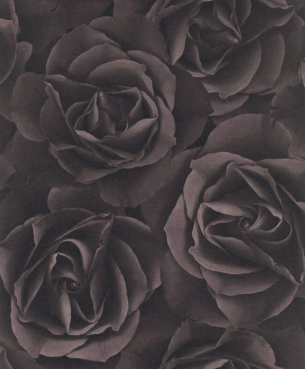Papel mural rosas 525618 Rasch