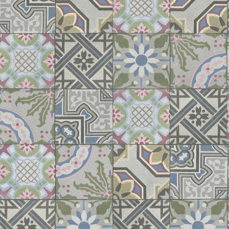 Papel mural azulejos - cerámicos 526301 Rasch