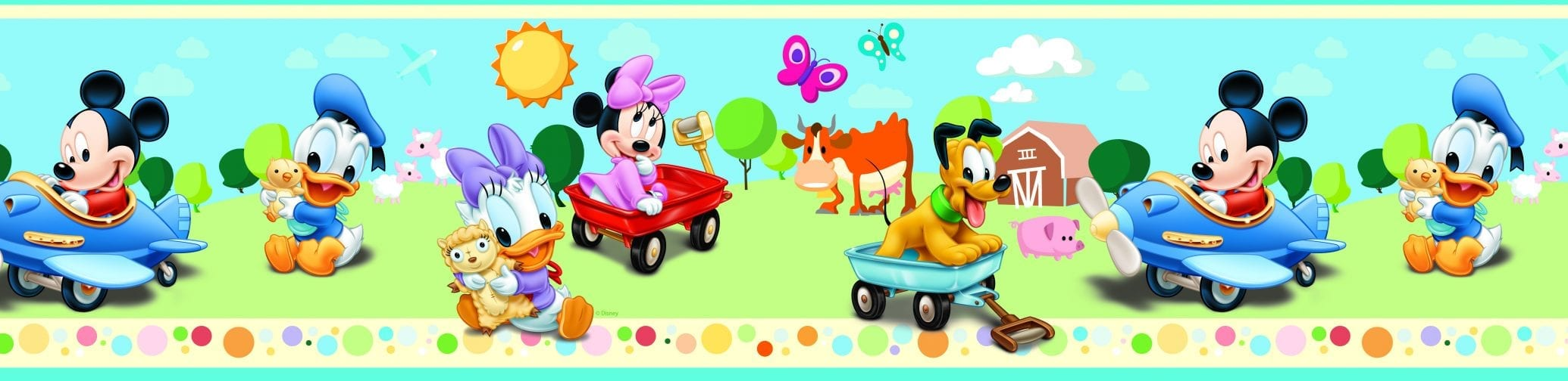 Guarda infantil Mickey baby Disney 2565-1