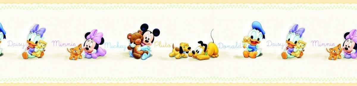 guarda infantil Mickey bebé Disney 2573-1