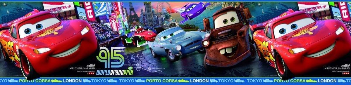 Guarda infantil Cars Disney 2578-1