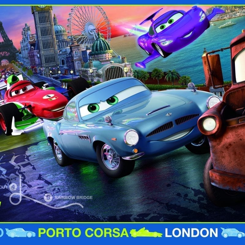 Guarda infantil Cars Disney 2578-1