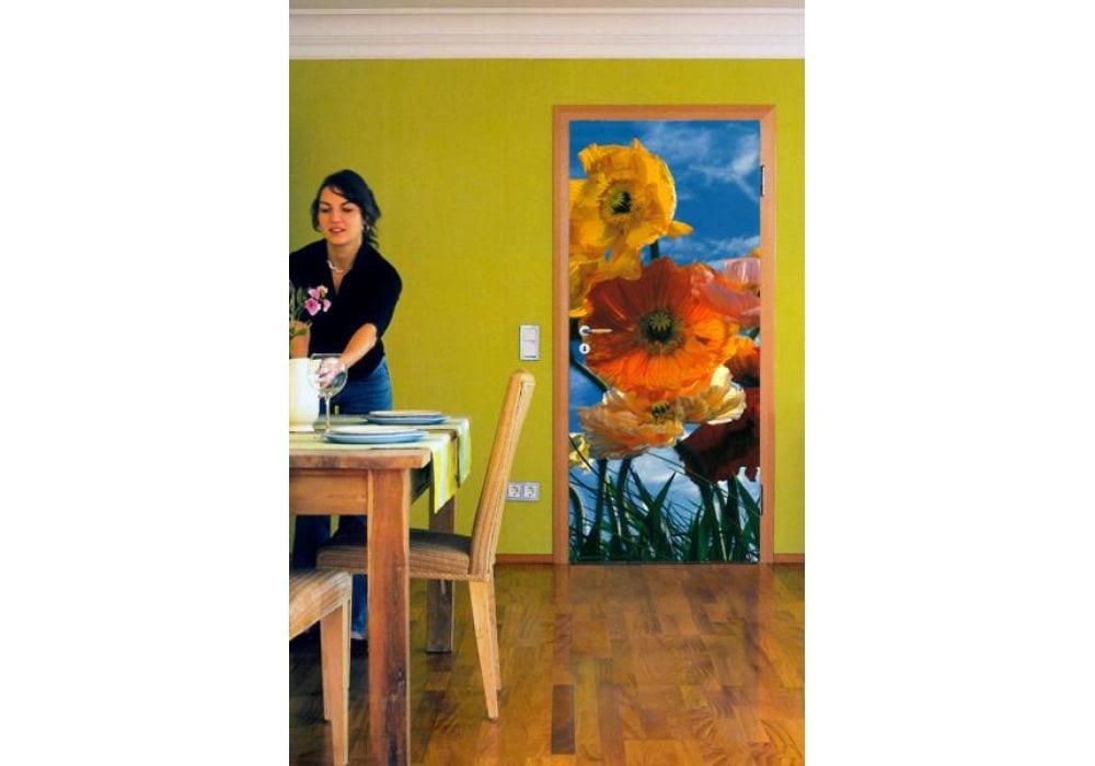 Fotomural Flores Poppies 21257 Komar
