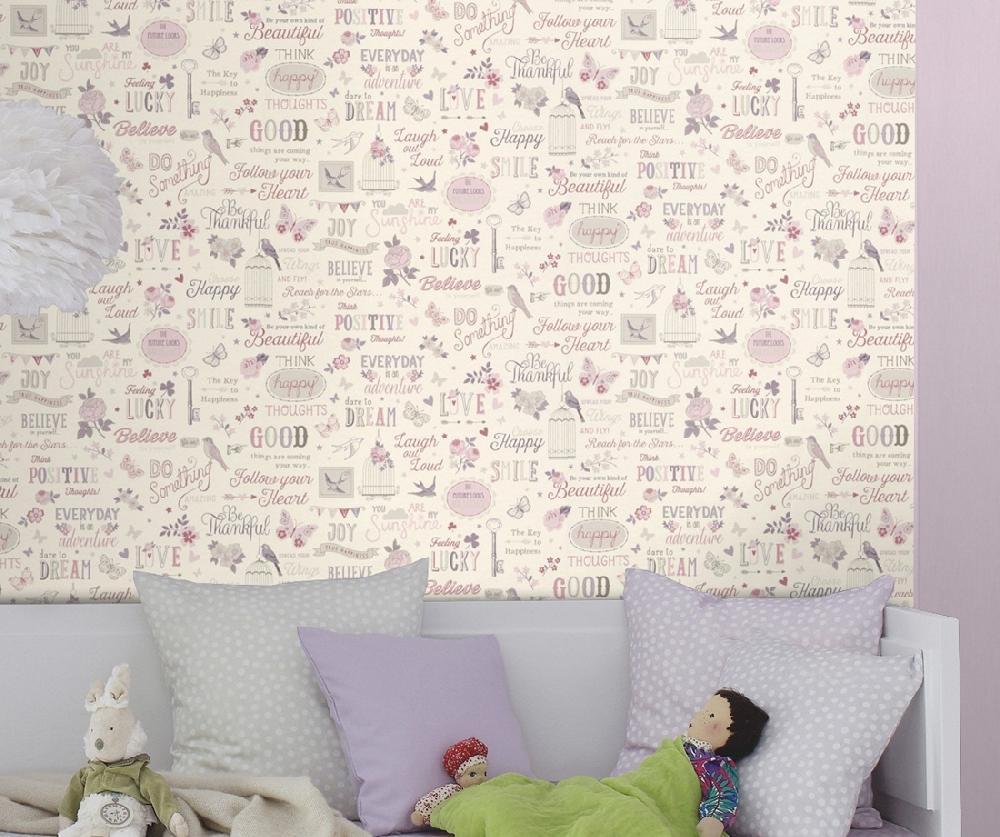 Papel mural infantil 216707 / Kids & Teens - Rasch
