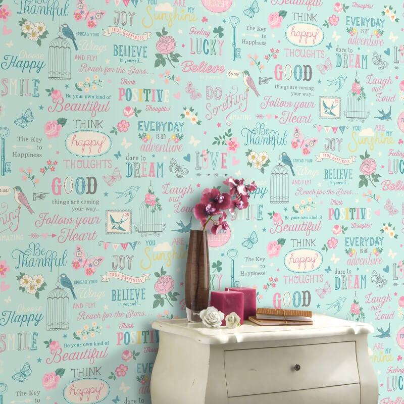 Papel mural infantil 216714 / Kids & Teens - Rasch