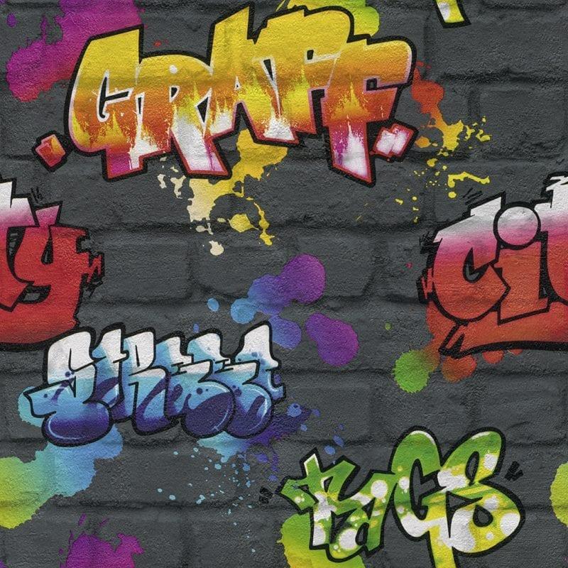 Papel mural grafiti 237801