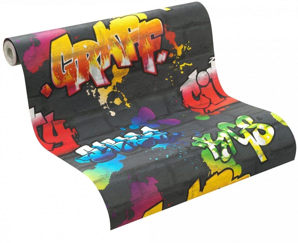 Papel mural infantil 237801 / Kids & Teens - Rasch