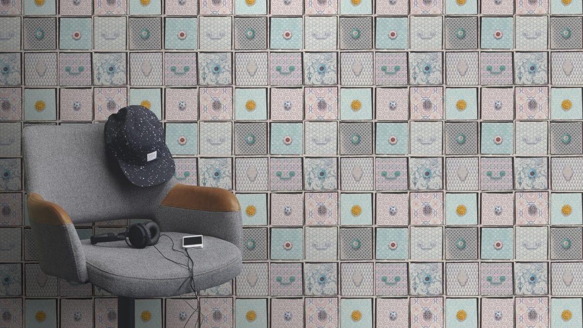 Papel mural infantil 281804 / Kids & Teens - Rasch