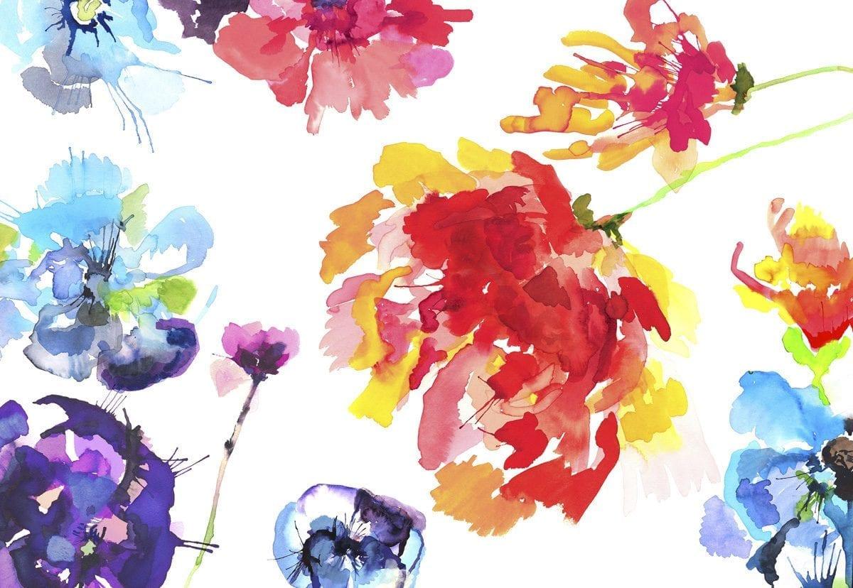 Fotomural Flores Pasion 8917 Komar
