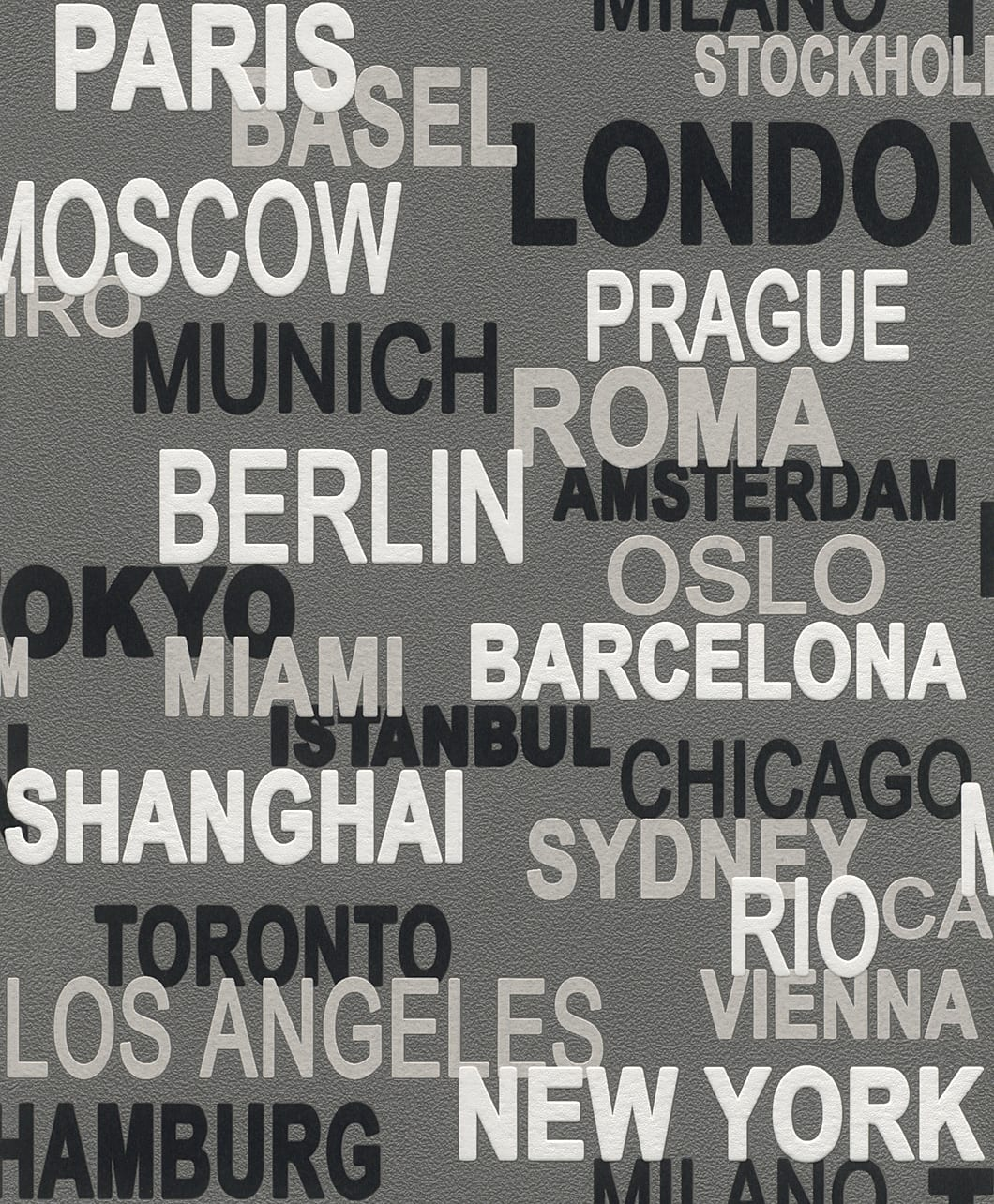 Papel mural letras 766738