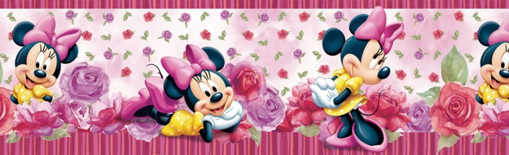 Guarda autoadhesiva Minnie DISNEY 1092-1
