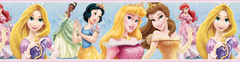 Guarda autoadhesiva Princesas DISNEY 1261-1