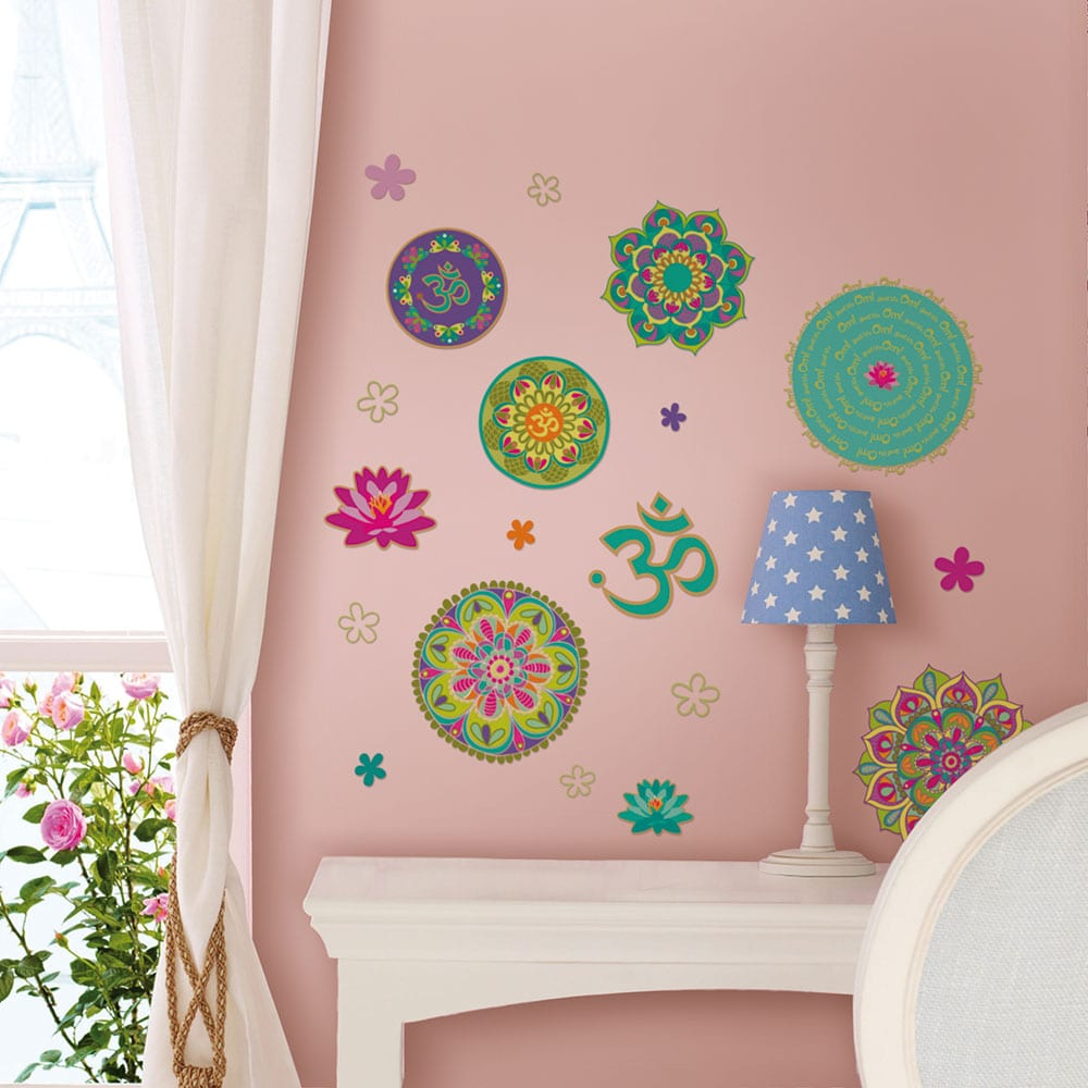 wallstickers mandala 1617-1