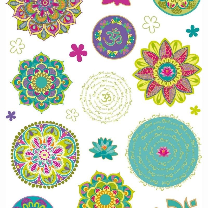 Wallsticker Mandalas