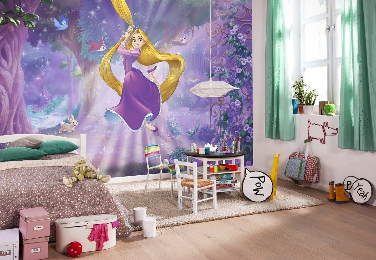 Fotomural Rapunzel 8451 DISNEY - Komar