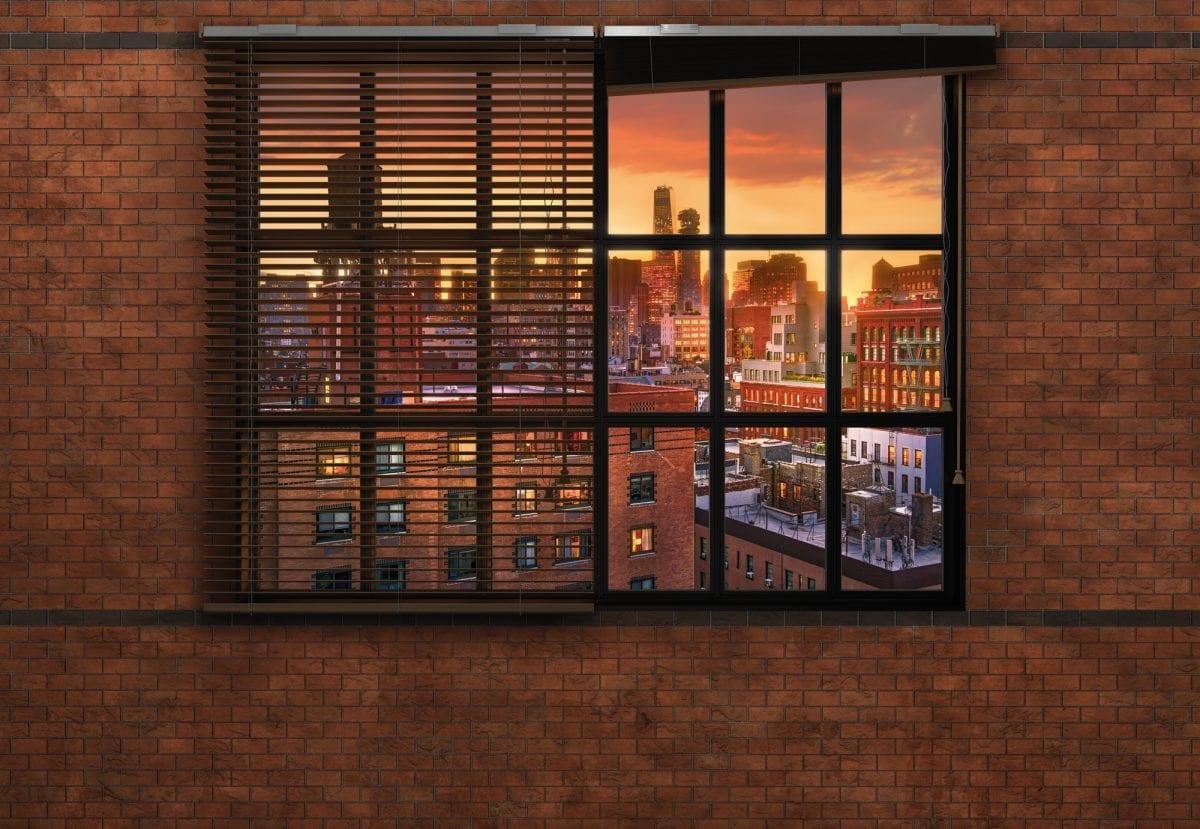 Fotomural Ladrillo Brooklyn 8882 - Komar