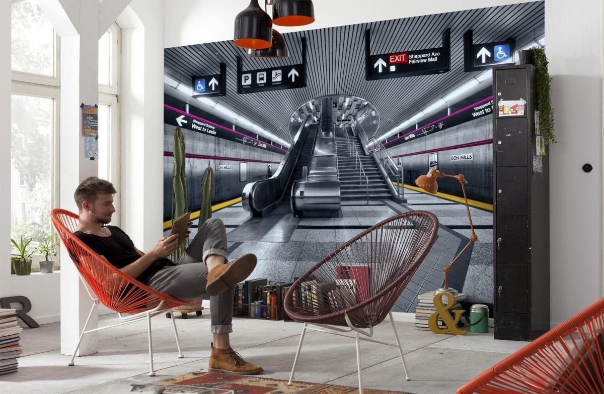 Fotomural Subway 8996 - Komar