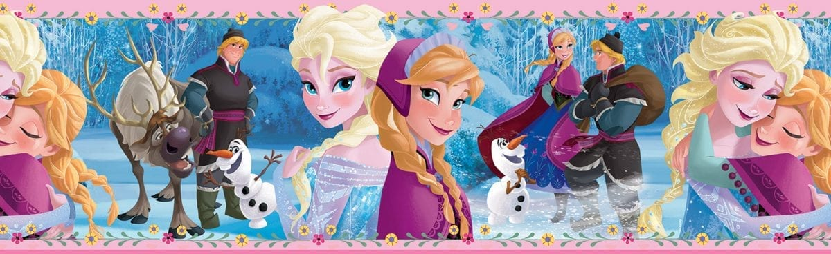 Guarda autoadhesiva Frozen DISNEY 1283-1