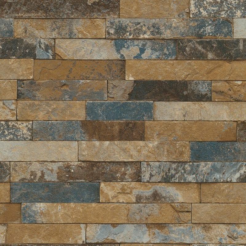 Papel mural piedra 475104 - Rasch