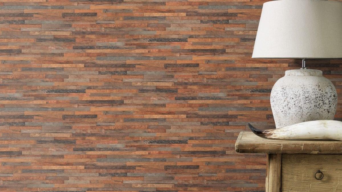 Papel mural madera FACTORY 939811 Rasch