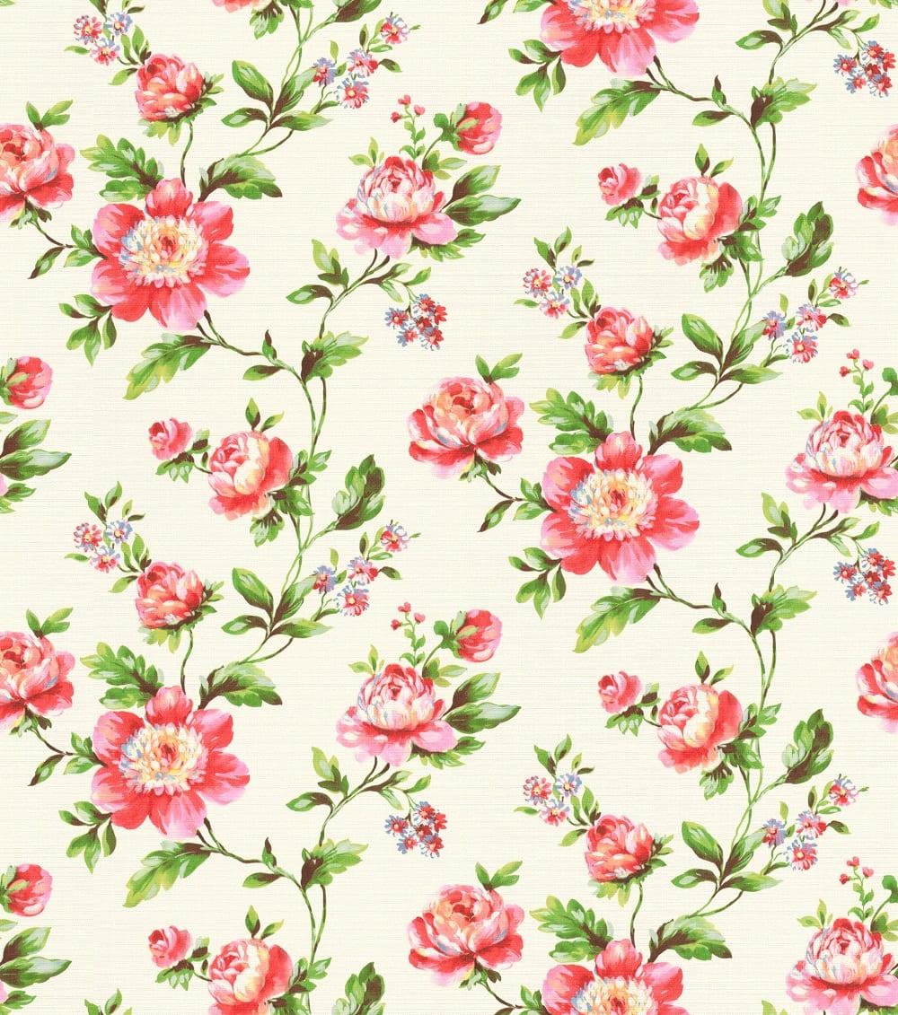 Papel mural flores 442205 - Rasch