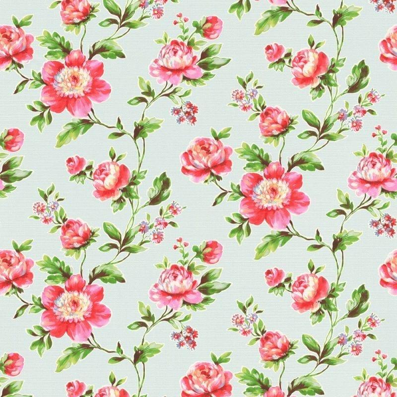 Papel mural flores 442229 - Rasch