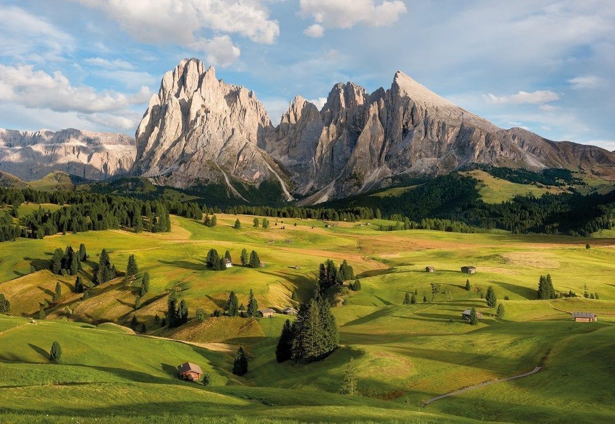 Fotomural Alpes 8982 - Komar