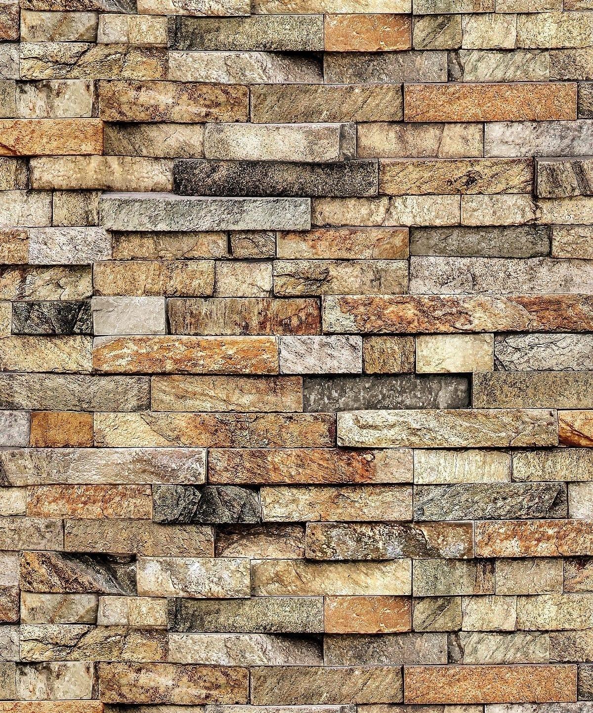 Papel mural piedra 8321-1 - Muresco
